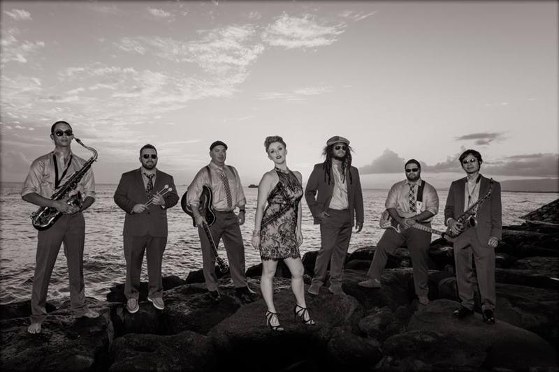 July 22 – Mango Season – Pop/rock/Hawaiian/jazz