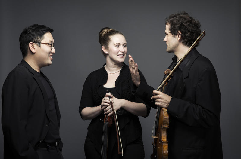 September 2 – Trio Klaritas – Classical