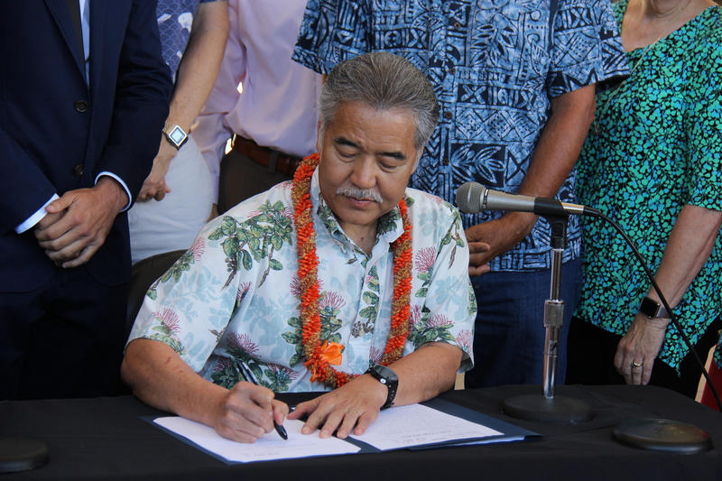 Flickr / Governor David Y. Ige
