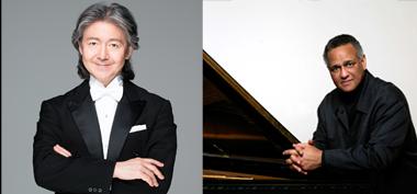 Naoto Otomo, conductor; Andre Watts, piano