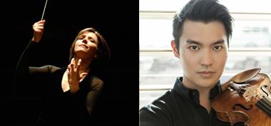 Sarah Ioannides, conductor; Ray Chen, violin
