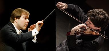 Marcelo Lehninger, conductor; Augustin Hadelich, violin