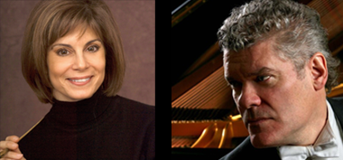 JoAnn Falletta, conductor; William Wolfram, piano