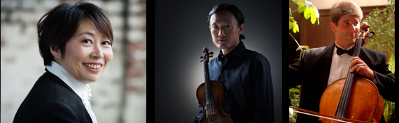 Xian Zhang, conductor; Ignace Jang, violin; Mark Votapek, cello
