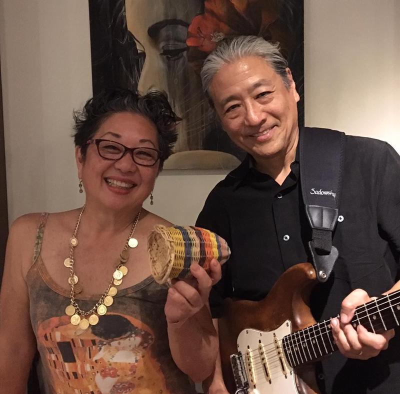 Just Jobim with Sandy Tsukiyama and David Yamasaki- Novemebr 4th