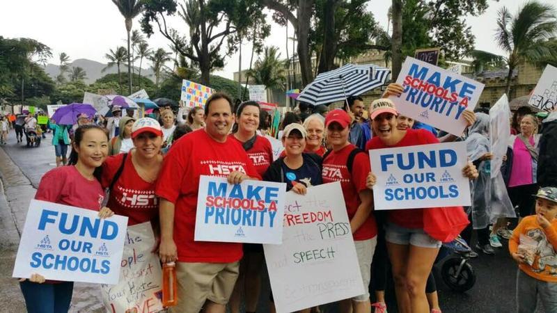 Hawaii State Teachers Association