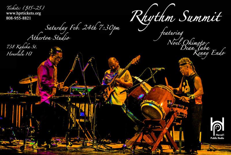 Rhythm Summit- February 24th