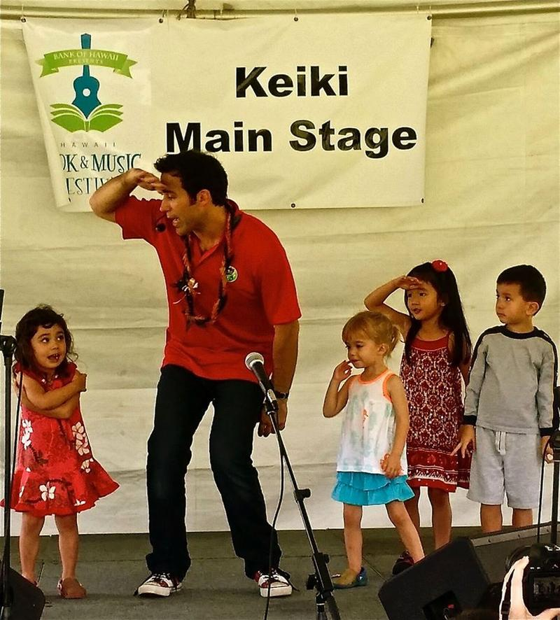 Hawaii Book and Music Festival Facebook