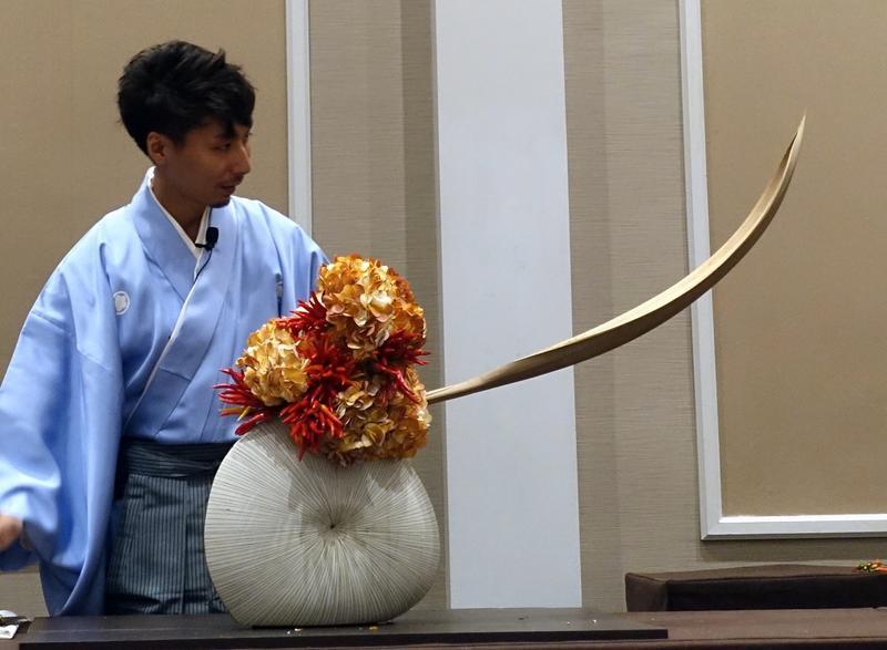 Ohara School of Ikebana