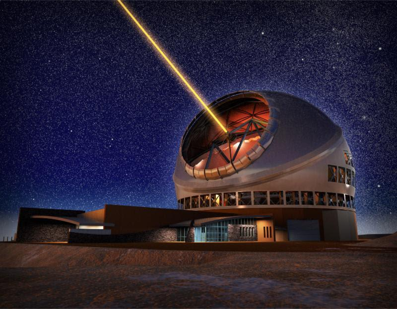 Telescope officials maintain alternative site in spain even as