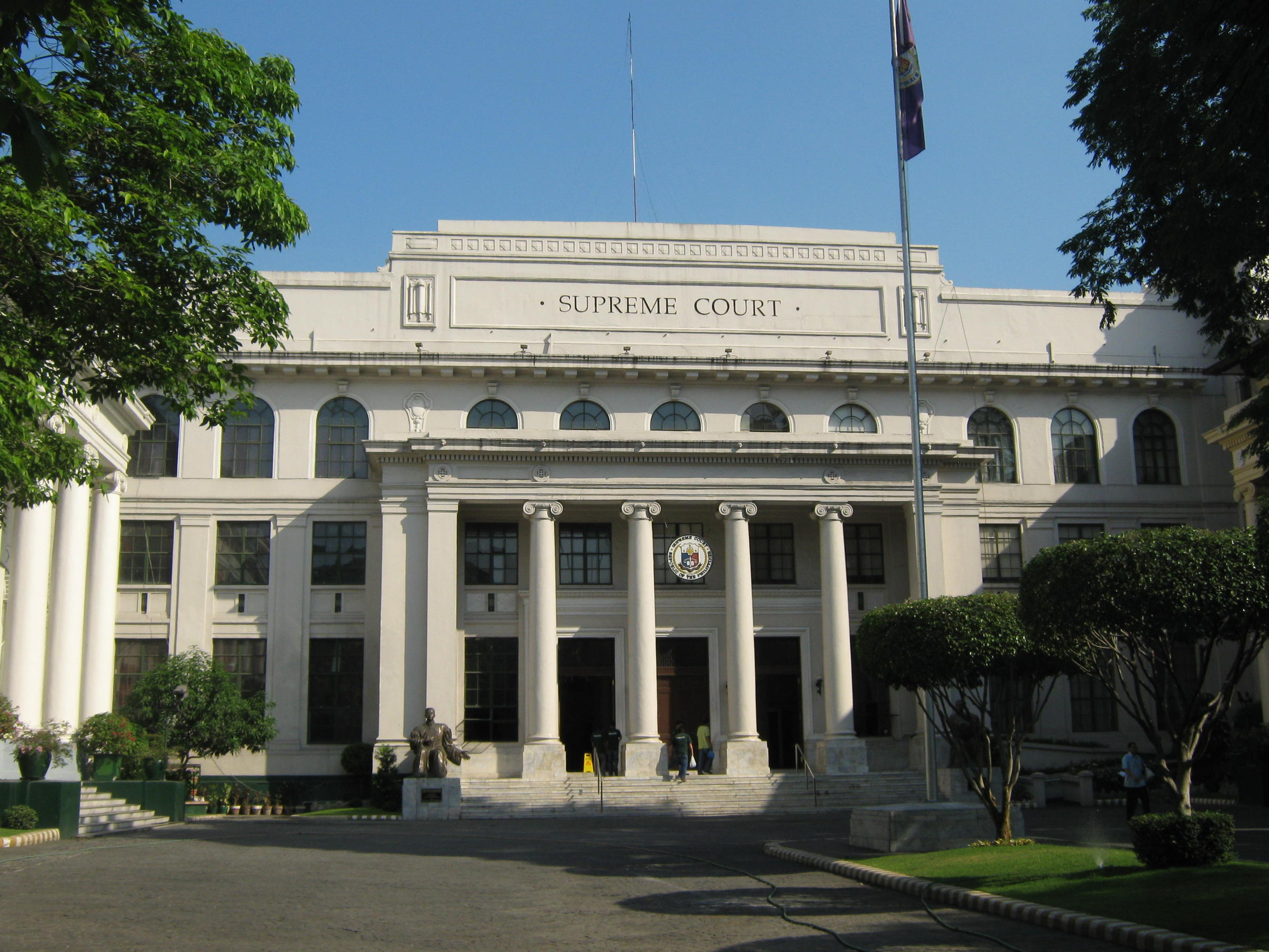 The Legal System of the Philippines Compared to the U.S. Legal System