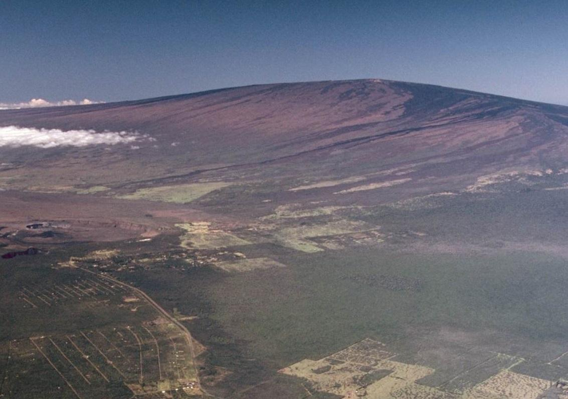 Volcano Alert Raised for Mauna Loa