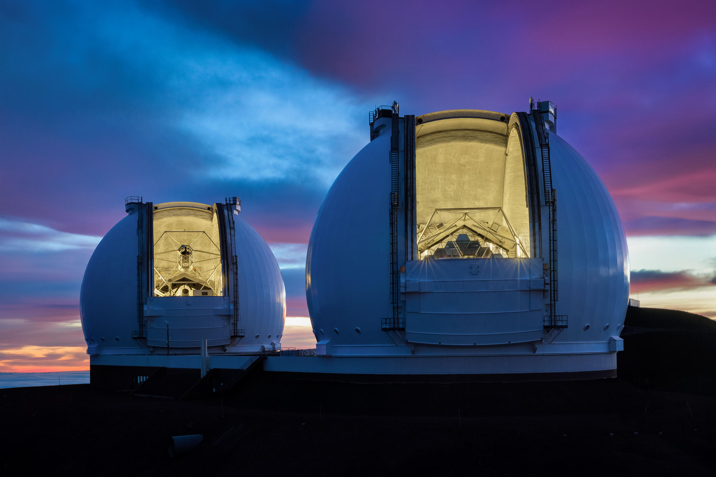 Keck Observatory Celebrates 25 Years Of Discovery Hawaii
