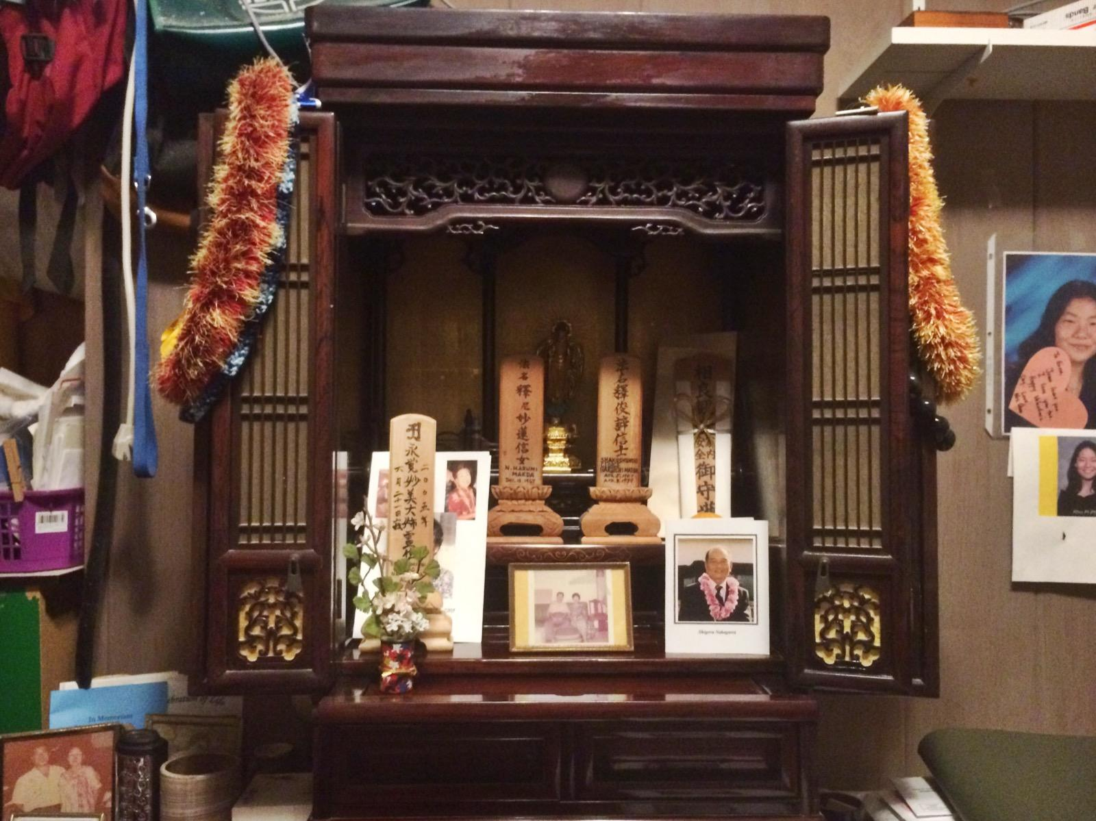 Why Traditional Japanese Altars Are Vanishing With The Times Hawaii Public Radio