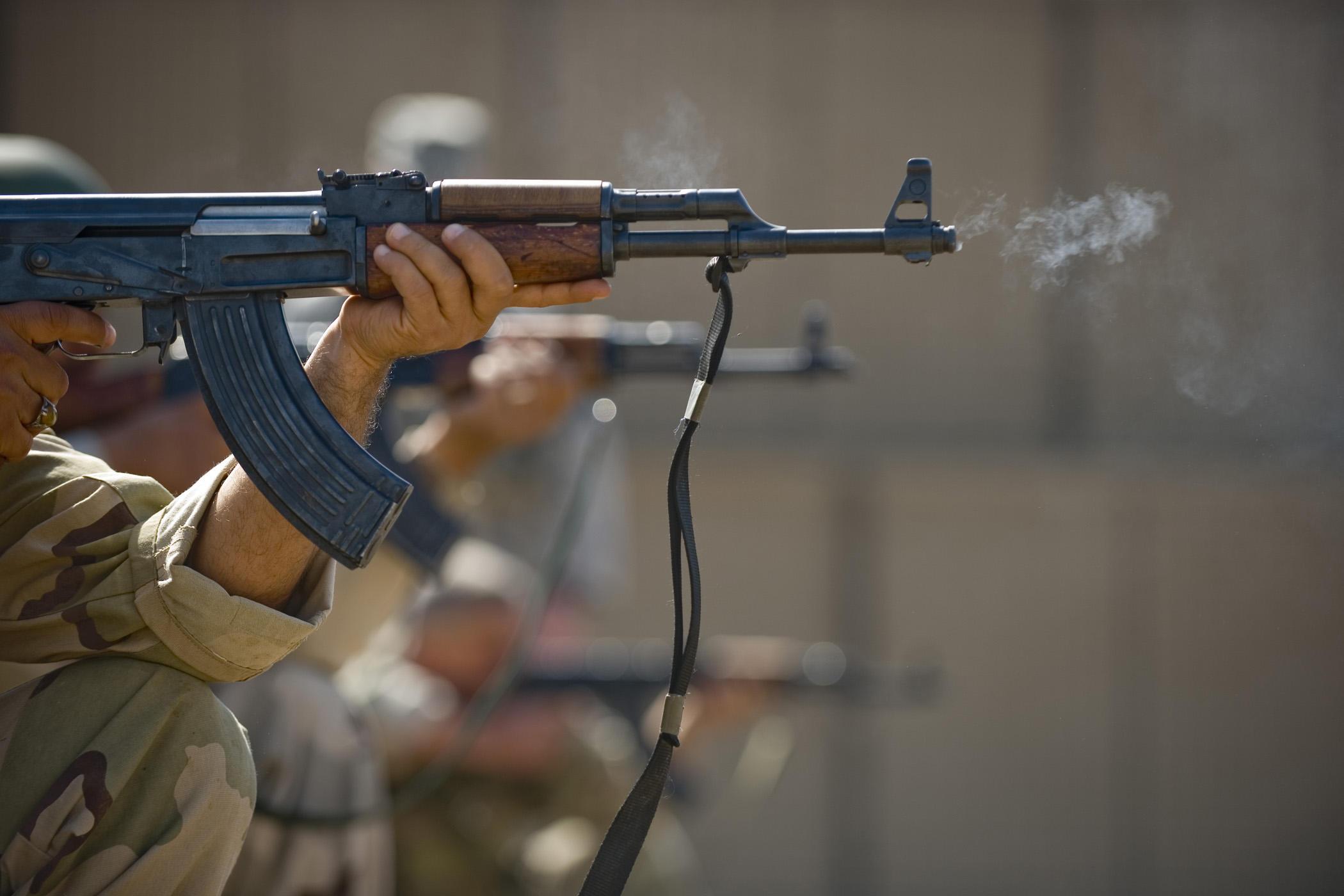 Fiji received Russian weapons 36