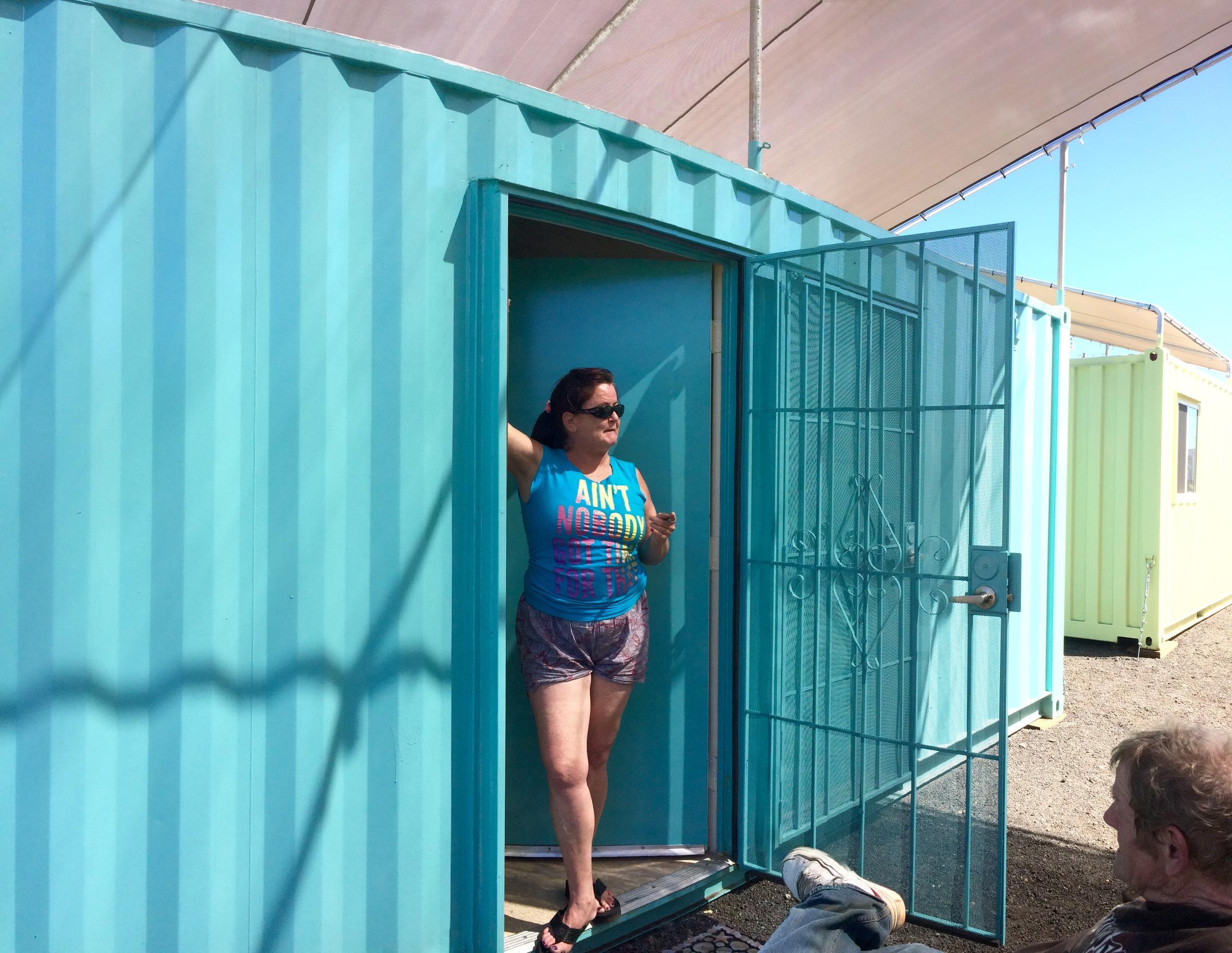 A Look Inside Honolulu's Latest Homeless Shelter   Hawaii ...