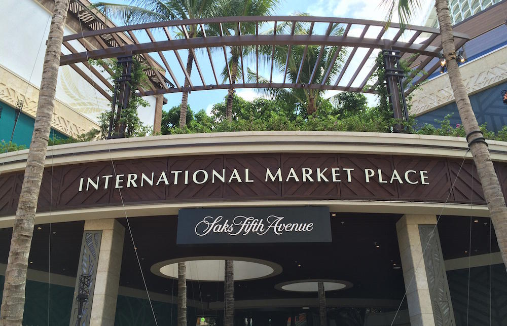 Waikiki International Market Place「waikiki international marketplace 2016」の画像検索結果