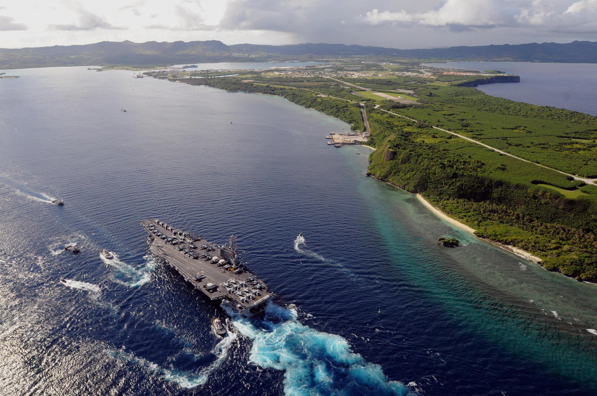Pacific Island Mania