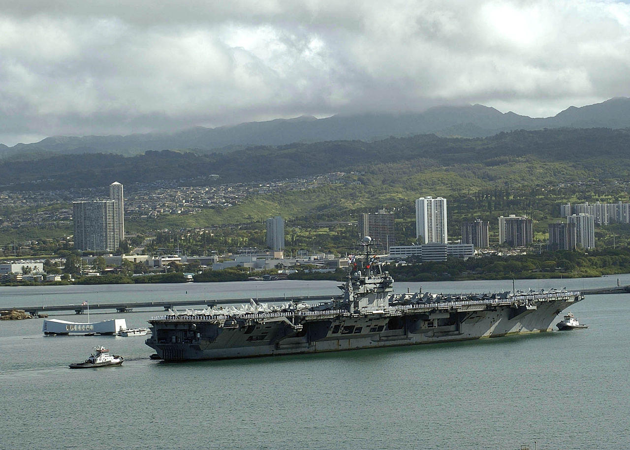 Navy in hawaii