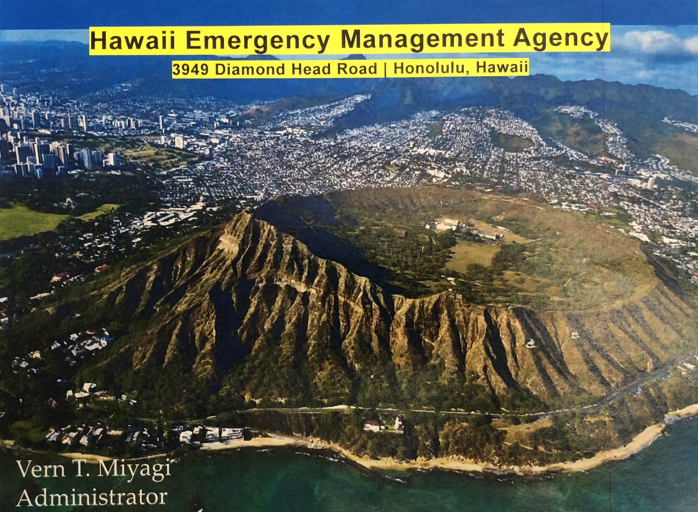 How Hawai'i Emergency Management Agency Works | Hawaii ...