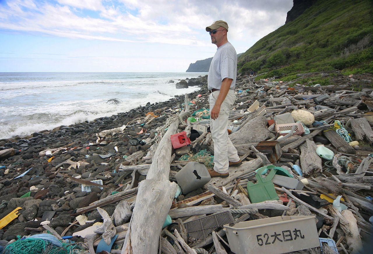 Great Pacific Garbage Patch much bigger and deeper than anyone thought - scientists