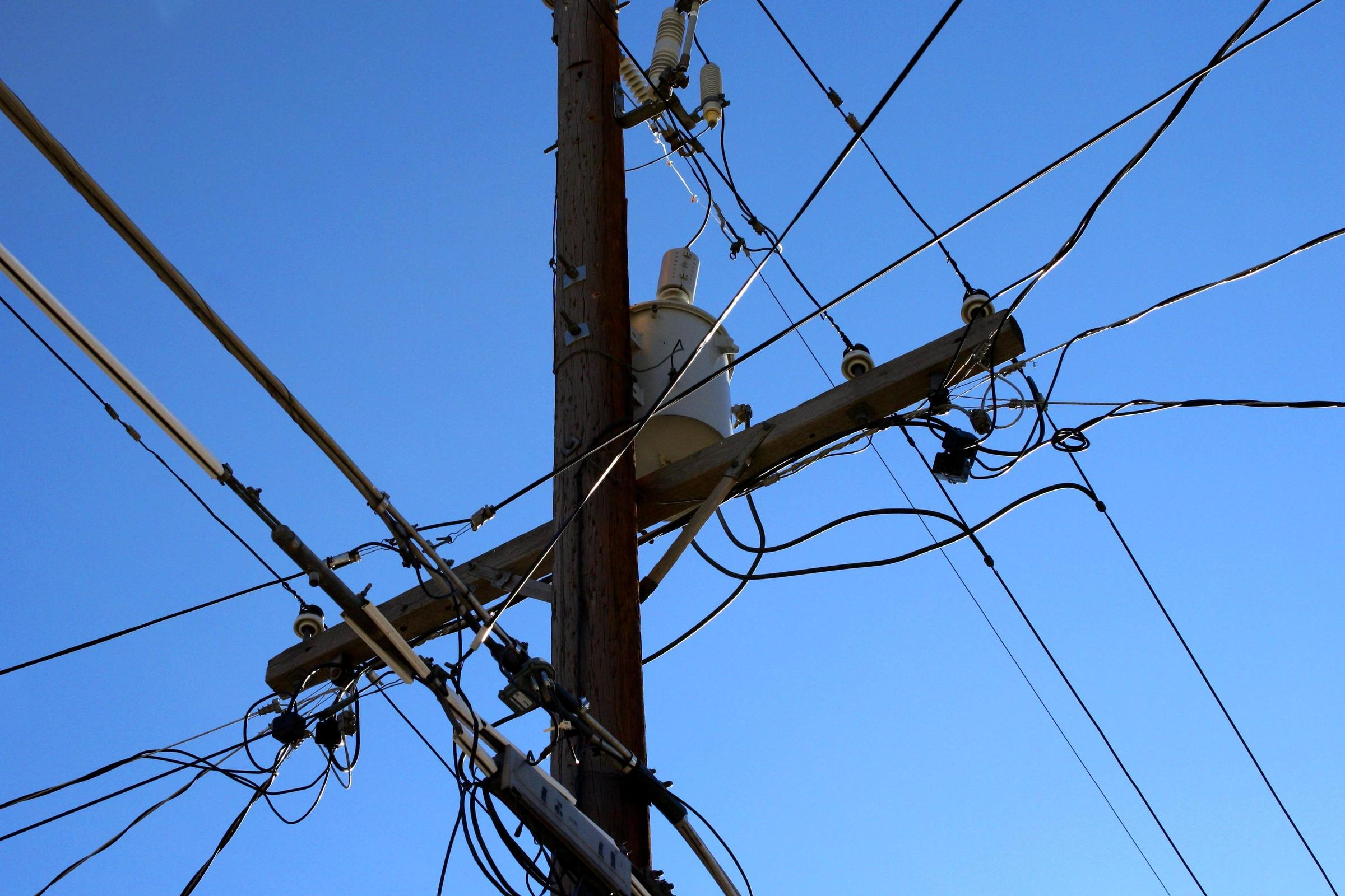 Puerto Rico Power Outages Lead To Local Electric Company Questions Electrical Wiring Terminology