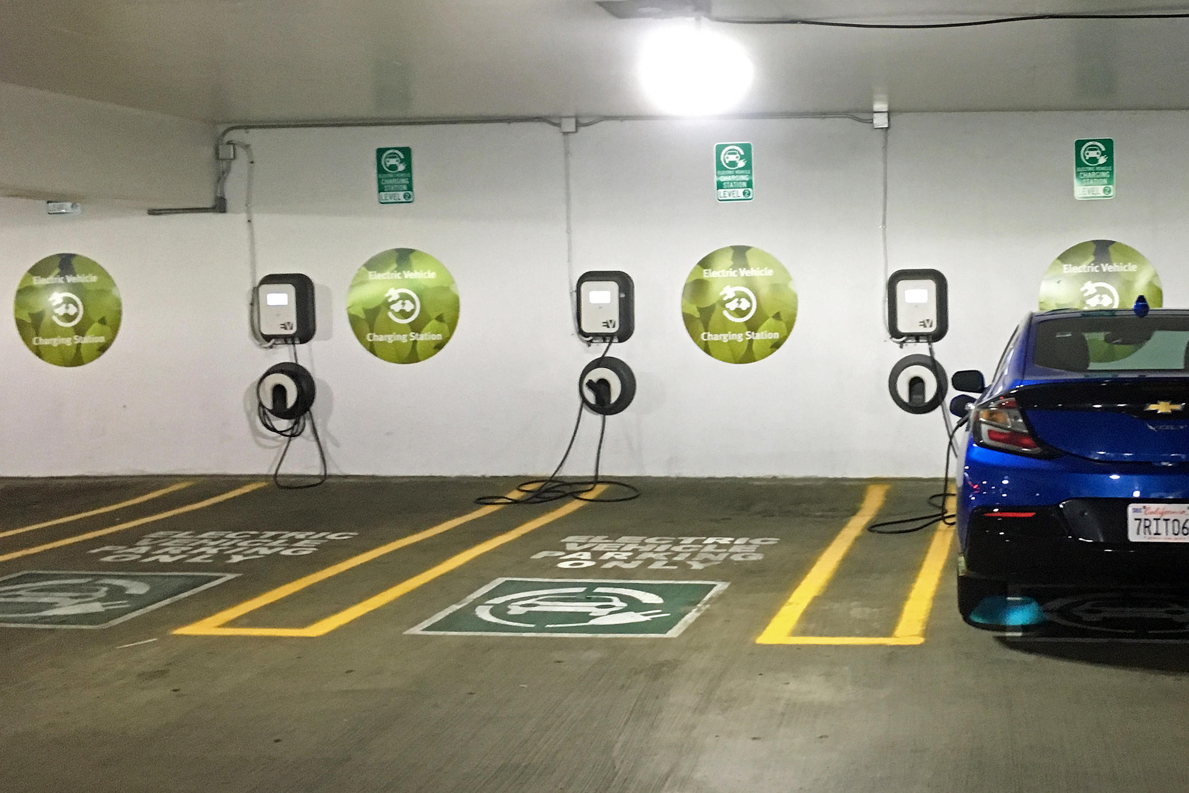 Electric Car Charging Station Credit