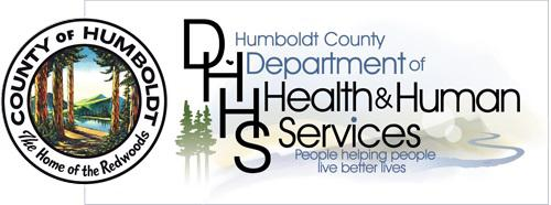 Humboldt County Dept. Health & Human Services logo