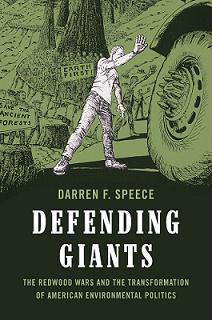 Cover image of Defending Giants, by Darren Speece