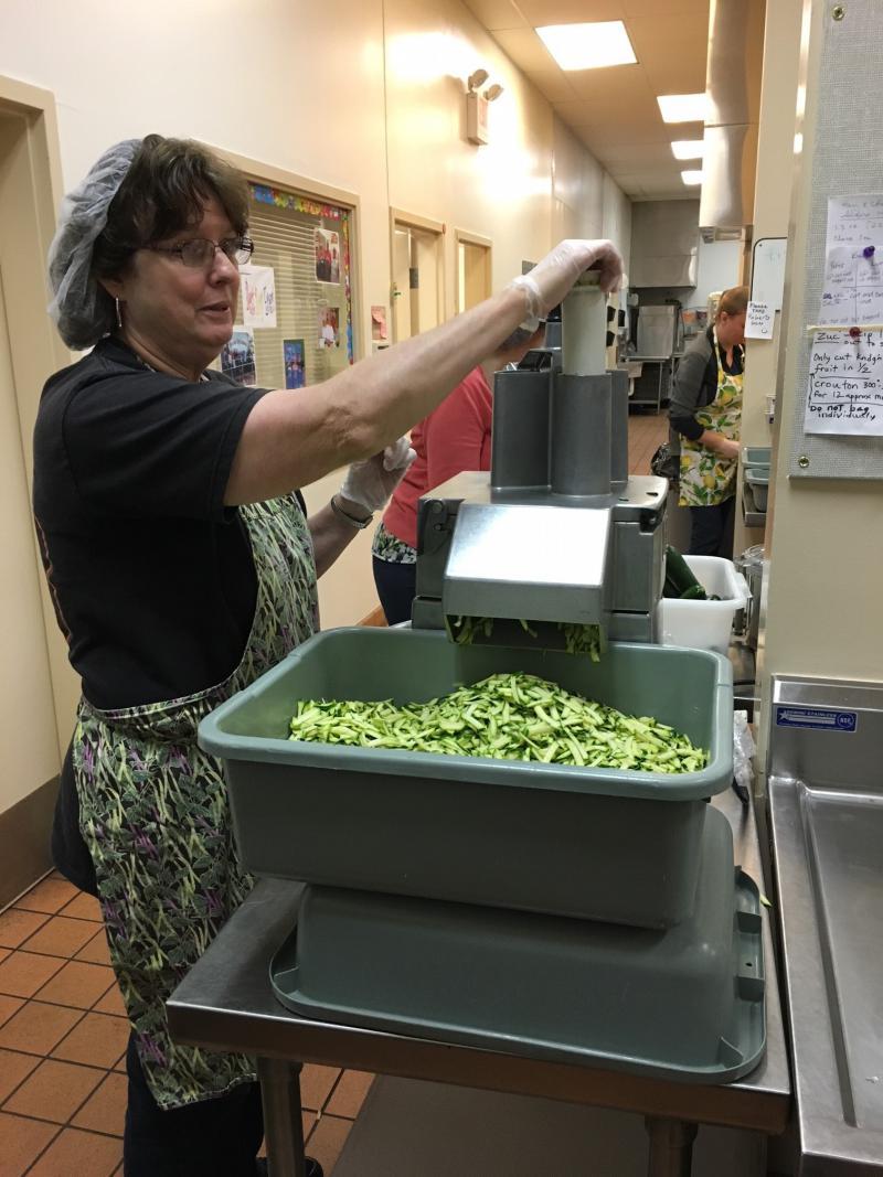 Master food preservers at Eureka City School district