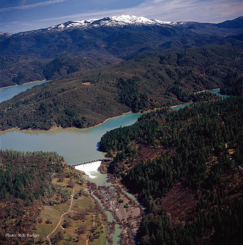 Scott Dam