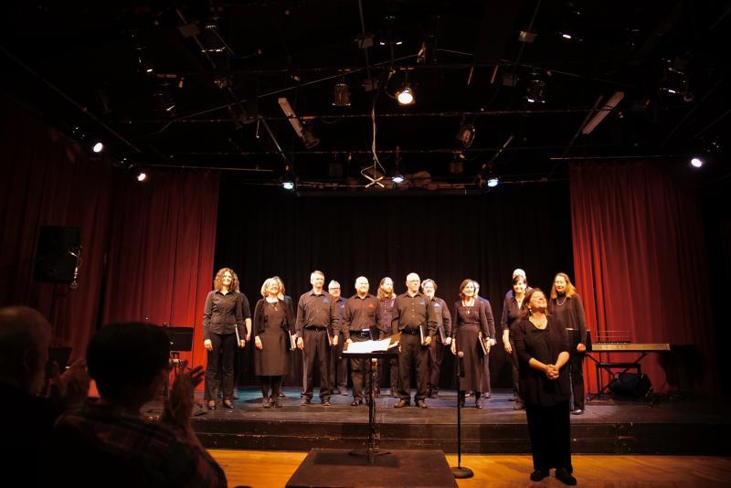 A Company of Voices and co-director Elisabeth Harrington