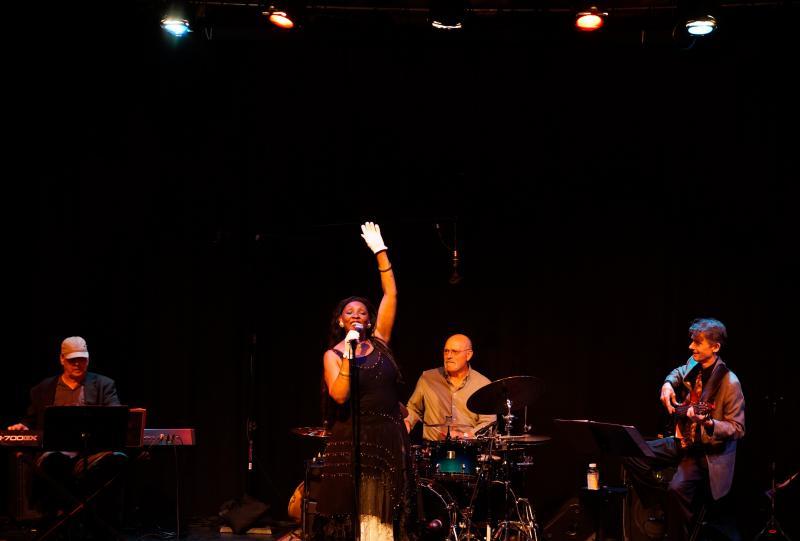 The Paula Jones Band