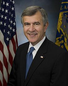 U.S. Senator Mike Johanns, R-NE