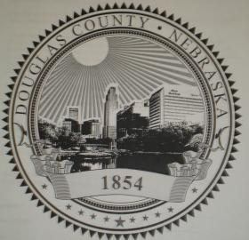 South Omaha native Miguel Chavez designed Douglas County's new official seal, which was unveiled Tuesday.