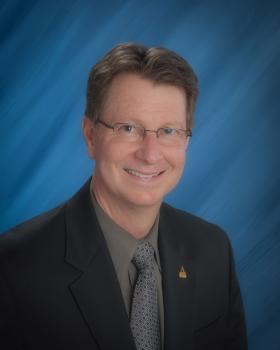 OPS superintendent-elect Mark Evans.