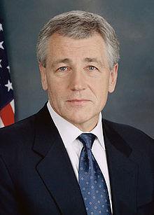Former U.S. Senator Chuck Hagel