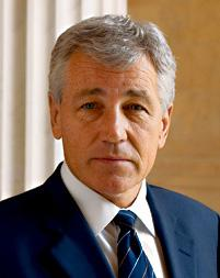 Secretary of Defense Chuck Hagel is a Vietnam War veteran and a 1971 graduate of UNO.