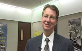 OPS Superintendent Mark Evans, Courtesy of WOWT.com