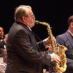 Phil Woods performing with the USAF Airmen of Note.