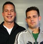 Dave Whitaker & Seth Fries
