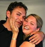 Andrew Marinkovich & Adrianne Wemmert
