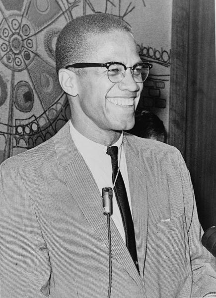 Malcolm X was born Malcolm Little May 19, 1925, in Omaha.