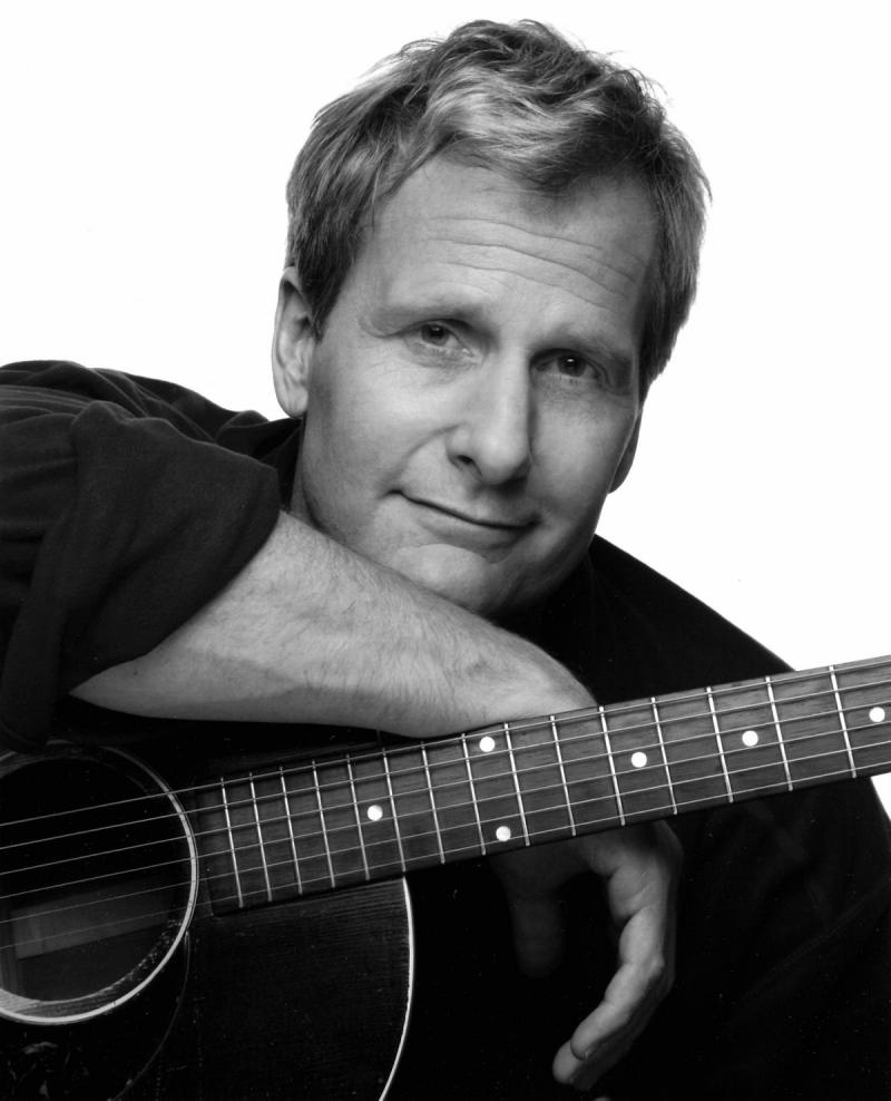 Actor, Singer, Songwriter Jeff Daniels