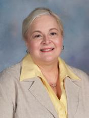 Millard South High School Assistant Principal Vicki Kaspar
