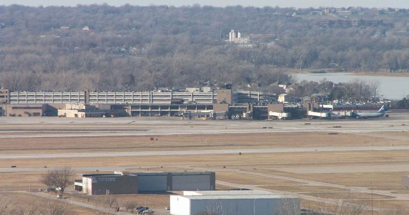 Omaha's Eppley Airfield