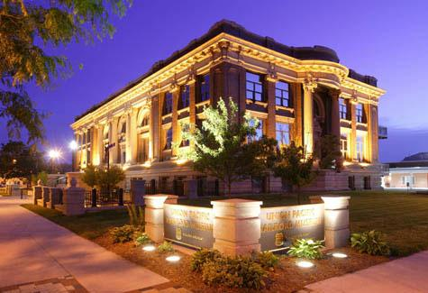 Carnegie Library - UP Museum