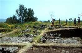 Excavations on Bethsaida