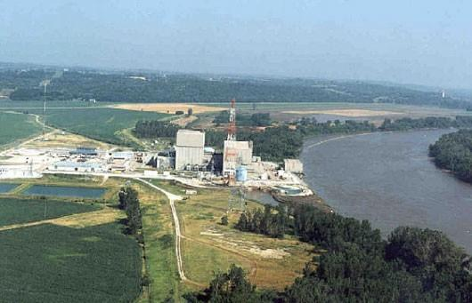 NPPD's Cooper Nuclear Station near Brownville.