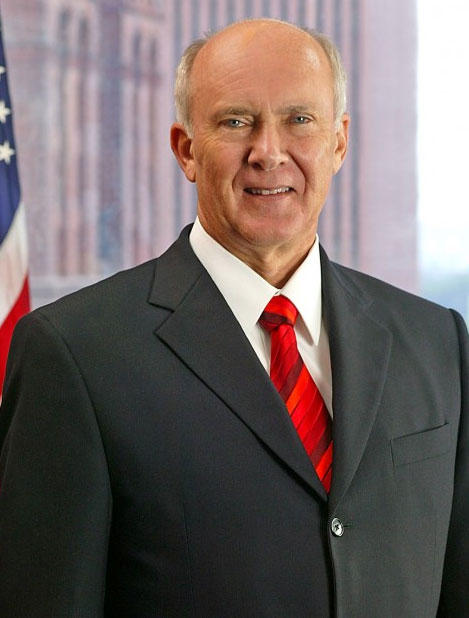 Omaha Mayor Jim Suttle.